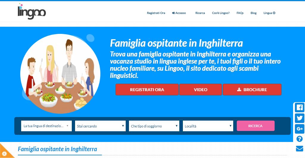 Come Trovare Alloggio e Ospitalitá dall\'Italia in Inghilterra ...