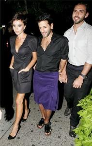 Della serie chi lo indossa meglio Marc Jacobs o Victoria?