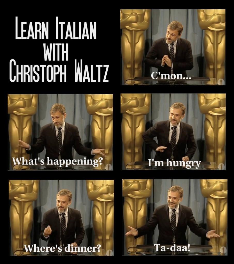 L'Italiano spiegato da ... un austriaco!