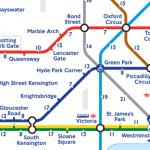 La mappa della tube londinese che ti mostra quanti minuti ci vogliono da una stazione all'altra!